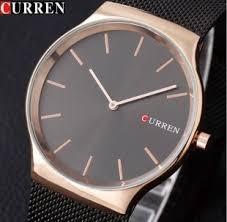 CURREN 8256 Brand Luxury Men Quartz Watch