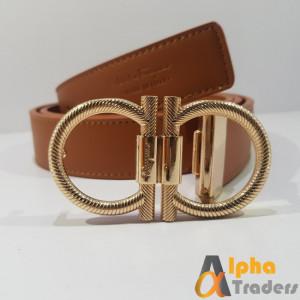 Ferragamo Buckle Belt (AT0395)