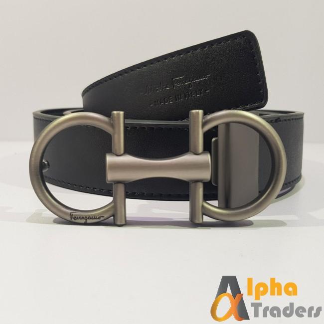 Ferragamo Buckle Belt (AT0396)
