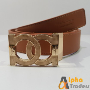 Ferragamo Buckle Belt (AT0397)