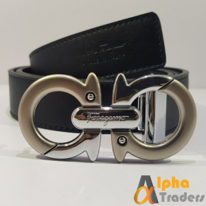 Ferragamo Buckle Belt (AT0400)
