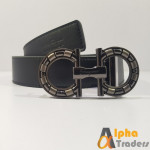Ferragamo Buckle Belt (AT0401)