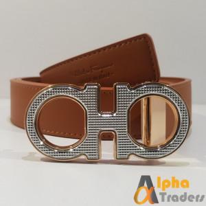 Ferragamo Buckle Belt (AT0402)