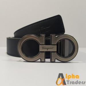 Ferragamo Buckle Belt (AT0404)