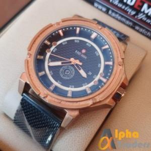 Kademan 379G Leather Men Watch