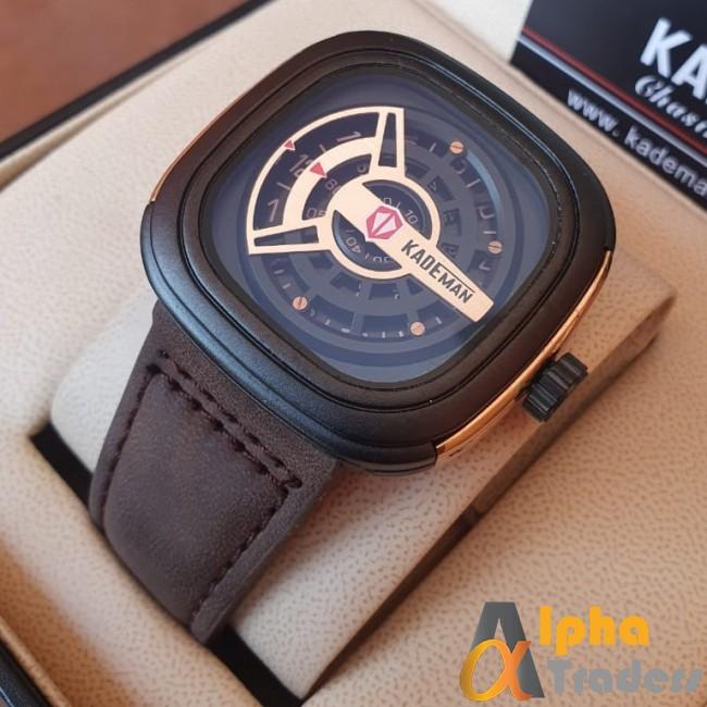 Kademan 365B-8 Watch Seven  Design Luxury Dial Wrist Watch online