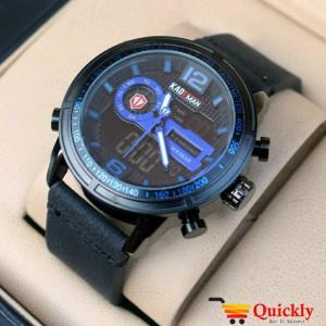 Kademan K6165 Men Leather Watch