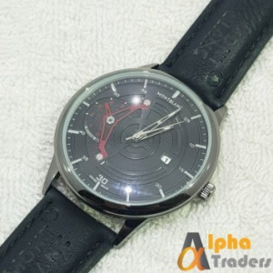 MontBlanc 0817G Leather Strap Master Lock