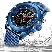 NAVIFORCE NF9153M Analog and Digital Watch