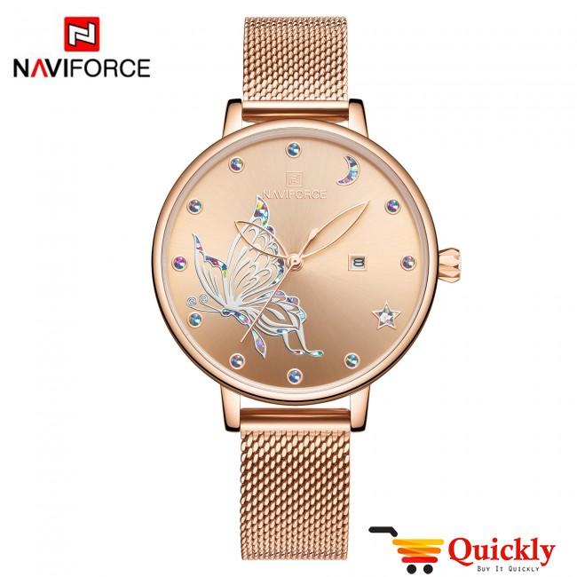 NAVIFORCE 5011 Ladies Analog Watch