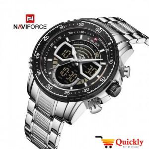Naviforce 9189M Premium Design Men's Wristwatch