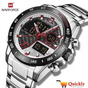 Naviforce 9171M Stylish Design Men's Wristwatch