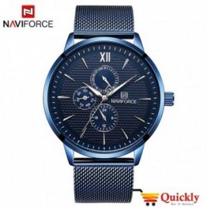 NAVIFORCE NF3003M Chronograph Stylish Watch Chaffer Chain