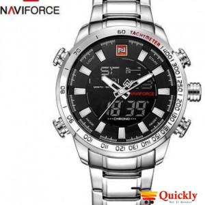 NAVIFORCE NF9093 Analog Digital Men Watch Online