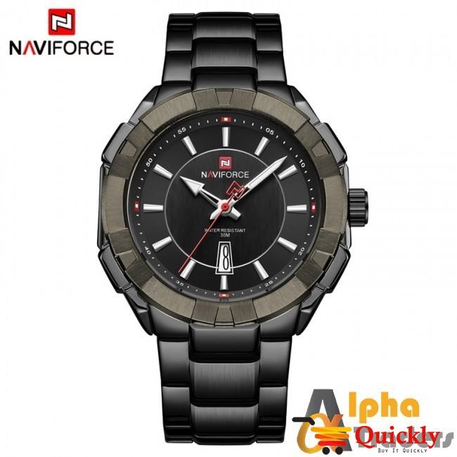 NAVIFORCE 9176 Analog Men Watch Online