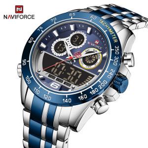 Naviforce NF-9188M Chain Strap Analog & Digital Watch