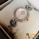 Omax JES 972 Women Chain Analog Watch