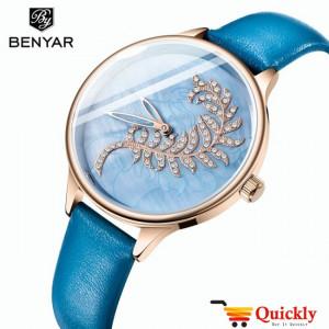 Benyar 5157L Ladies Leather Watch Online