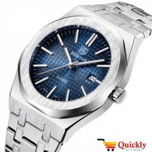 Benyar 5156 Men Chain Watch Online In Pakistan Shopping