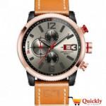 Curren M8281 Watch Chronograph Original Watch With Date