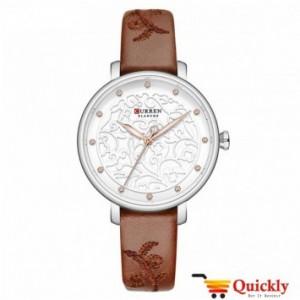 Curren C9046L Ladies Watch Leather Strap