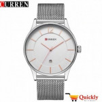 Curren M8231 Watch Chaffer Chain With Date