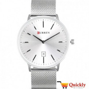 Curren M8302 Watch Chaffer Chain With Date