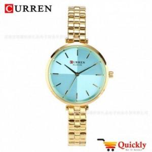 Curren C9043L Ladies Watch Chain Strap