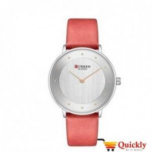 Curren C9033L Ladies Watch Leather Strap