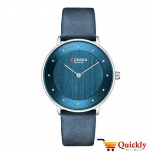 Curren C9033L Ladies Watch Leather Strap Wrist Watch