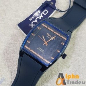 Omax D006 Original Watch Rubber Strap