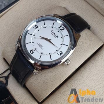 Omax SC7813 Original Watch Leather Strap