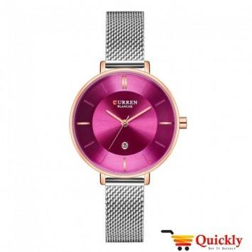 Curren C9037L Ladies Watch Chain Strap Stylish Watch