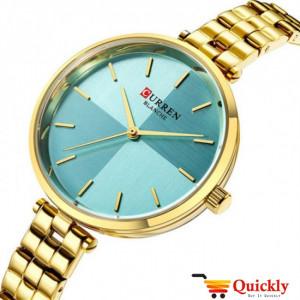 Curren C9043L Ladies Watch Chain Strap Wrist Watch