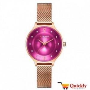 Curren C9029L Golden Ladies Watch