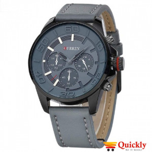 Curren 8187 new fashion brand designer business men watch