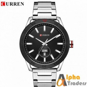 CURREN 8331 Watch Men Chain Strap