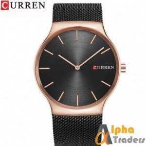 CURREN 8256 Brand Luxury Men Quartz Watch