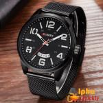 CURREN 8236 Watch For Men Top Brand Luxury Quartz Watch