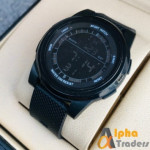 Sanda 365 Men Rubber Watch Online With Amazing Band