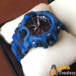 S.Waves Men Chain Analog Digital Watch Online