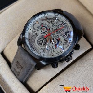TAG Heuer Men Original Transparent Watch
