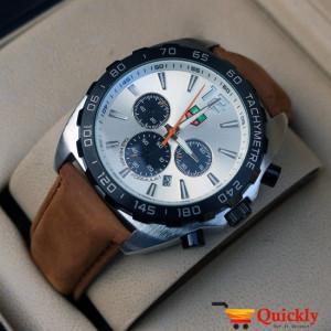 TAG Heuer Men Leather Original Watch Online