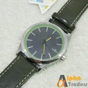 Xenlex X-2235G Leather Strap Watch