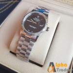 Rolex Oyster Perpetual Date Just Chain Analog Watch Online