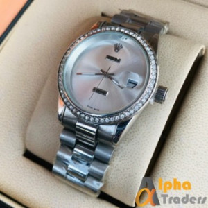 Rolex Swiss Made Chain Analog Watch Online
