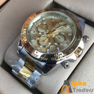 Rolex Oyster Perpetual Men Chain Analog Watch Online With Amazing Band