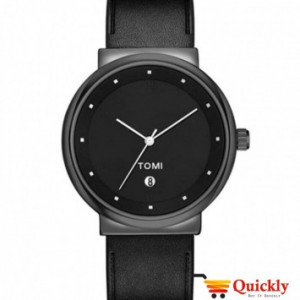 Tomi T091 Men Leather Watch Online