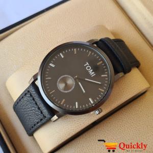 Tomi T073 Men Leather Watch Online Shopping in Pakistan