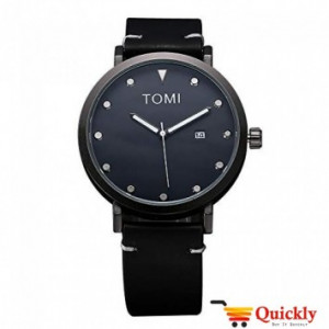 Tomi T074 Men Leather Watch Online Shopping Amazing